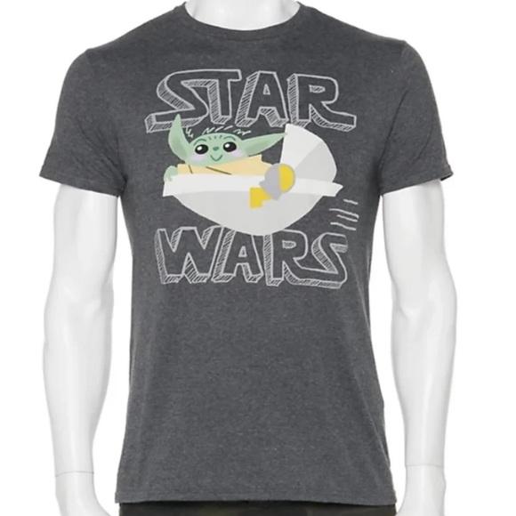 Star Wars Mens Tshirt XXL